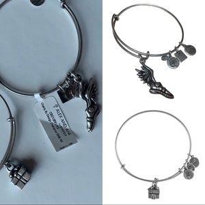 Alex and Ani | 2 Bracelets | Silver